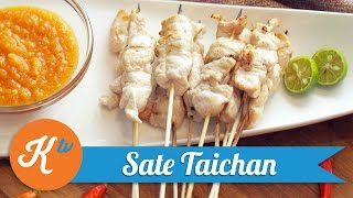 Resep Sate Taichan | MARTIN NATADIPRAJA