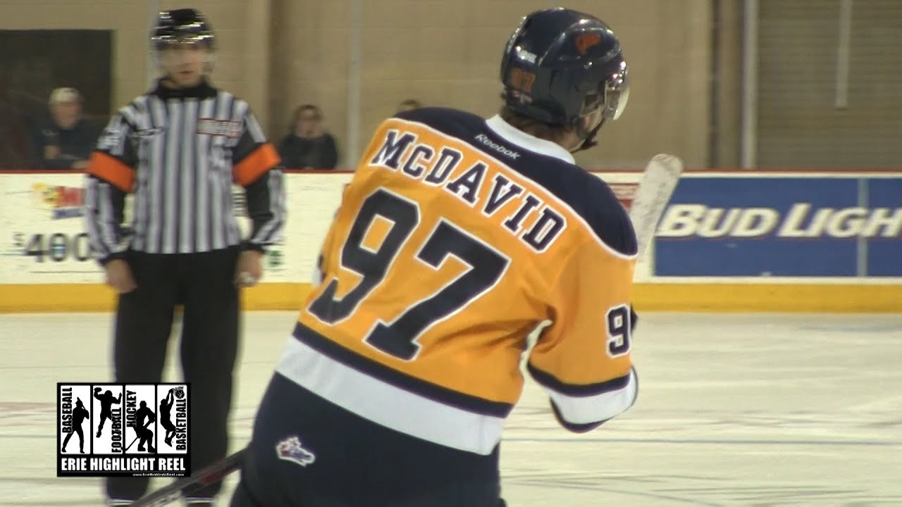 Connor McDavid Erie Otters 2013 14 Season Highlights 2nd
