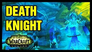 Keeping Your Edge WoW Death Knight Order Hall