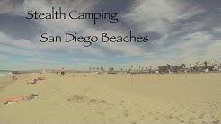 Stealth Urban Camping San Diego Beaches