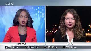 Ethiopian PM begins Europe trip in Paris