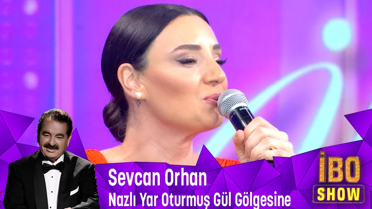 Download Sevcan Orhan - Nazlı Yar Oturmuş Gül Gölgesine
