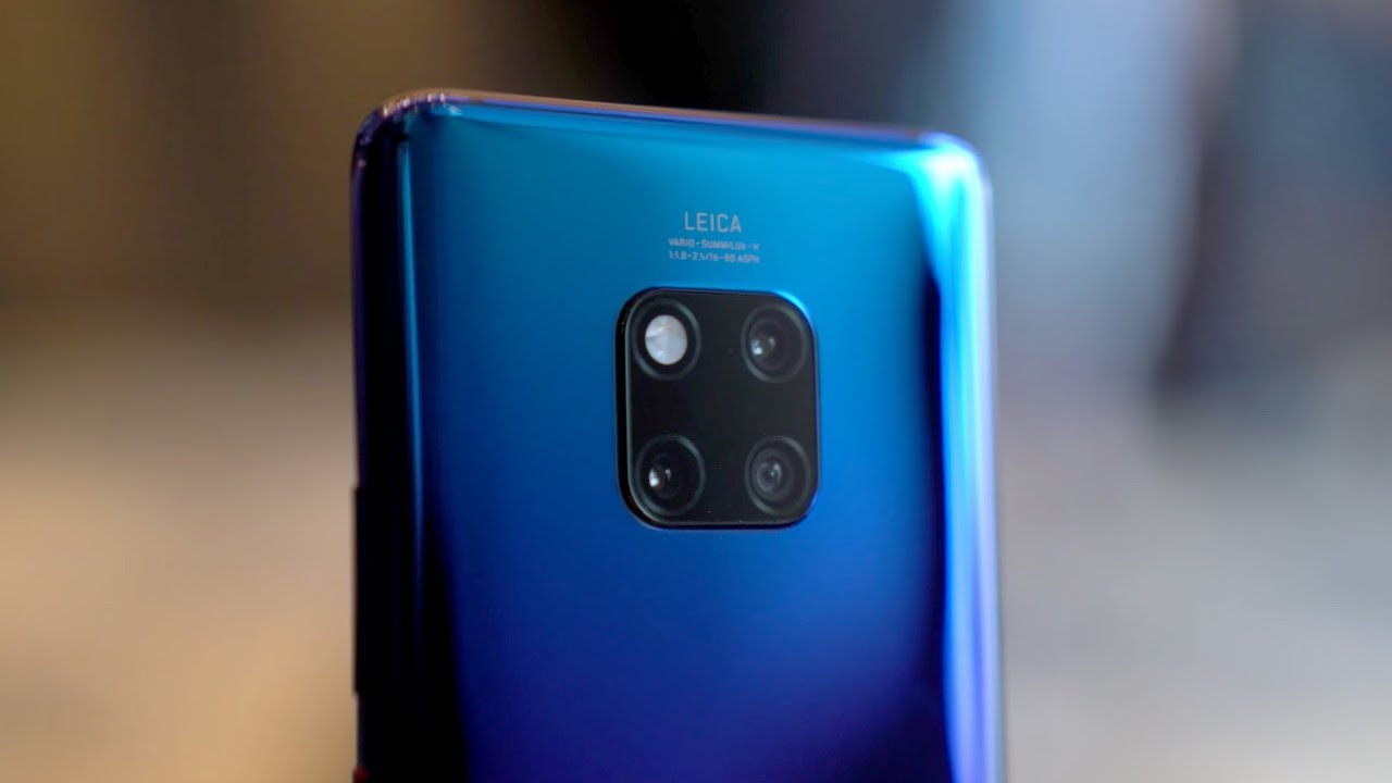 huawei mate 20 pro complete walkthrough jam packed with. Black Bedroom Furniture Sets. Home Design Ideas