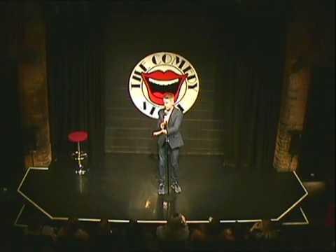 Scott Capurro, Manchester Comedy Store, Dec. 3, 2016