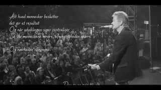 Lars Lilholt - Sammenholdet er forbi