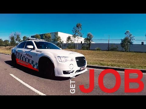 Be A Police Officer   Get My Job
