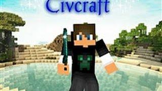 CivCraft гайд #7 Карьер