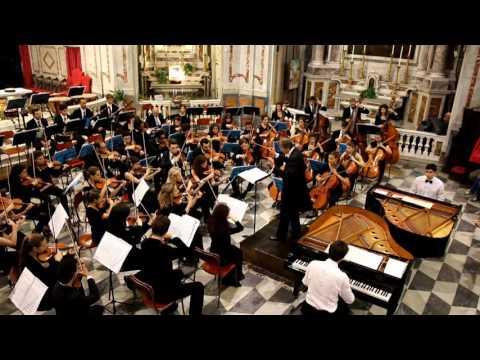 Musica e mare 2016 Oratorio S.Erasmo Sori Orchestra del Conservatorio Paganini