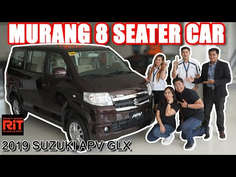 2019 Suzuki APV GLX Review. Budget Car Philippines : budget 8 seater car