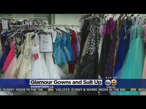 downtown-la-event-offers-foster-children-prom-dresses,-other-formal-wear