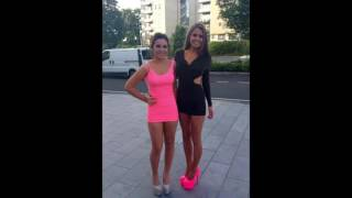 Repeat youtube video Sexy Girls in High Heels and Super Tight Dresses ! HD ! Part 6