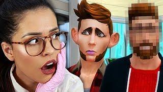 ELE VIROU UM LENHADOR MUITO GATO! (De Feia Para Bonita: The Sims 4)