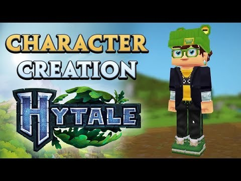 Hytale's Character Creation + Social Features - Analysis / Breakdown