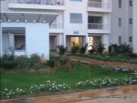 2BHK Flats for rent in Elita Promenade, 09370748841  1365@22K :: 3bhk :: 1650sqft@27K,1680@28K