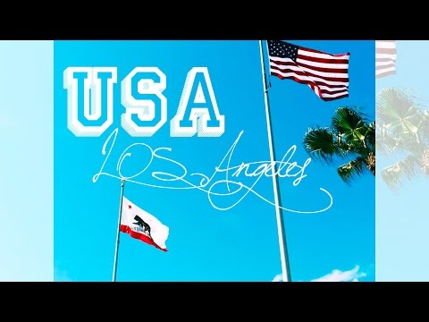 Travel Vlog : USA // Los Angeles ◇ Helly Jo