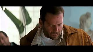 """The Last Boy Scout (1991) Scene: """"I Needed A Light."""""""