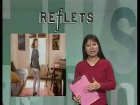 [DUCTUANNET] Học tiếng pháp với giáo trình Reflets - Bài 2