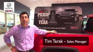 Mark Antonio Review: Dublin Buick GMC