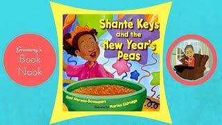 Shante keys and the new year's peas by gail piernas-davenport (author), marion eldridge (illustrator)shanté loves day! but while grandma fix...