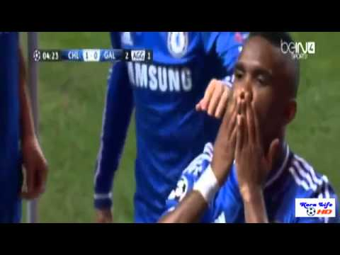 Chelsea vs Galatasaray 2 0   All Goals and Highlights   18 03 2014  HD