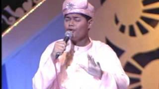 BINTANG ASLI REMAJA KEBANGSAAN 2001 - ALIF AZFAR