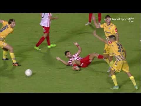 ΒΙΝΤΕΟ: ΑΠΟΕΛ 2-0 ΣΑΛΑΜΙΝΑ, α' φάση κυπέλλου, «Νίκη-πρόκριση παρά τις απουσίες»