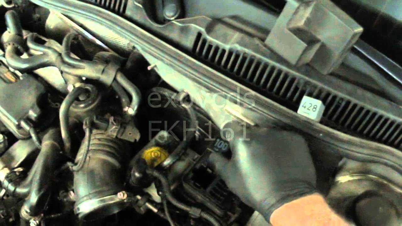 VW A4: Secondary Air Injection (SAI) Pump Relay (100) Location  YouTube