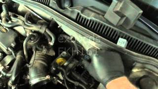 VW A4: Secondary Air Injection (SAI) Pump Relay (100) Location