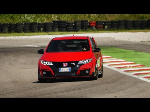 HONDA civic type r HR-V CV-R jazz novita 2017 - ITALIA