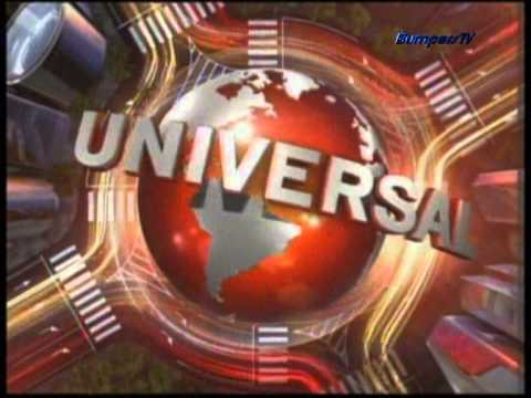 Bumpers de Universal Channel - 2009