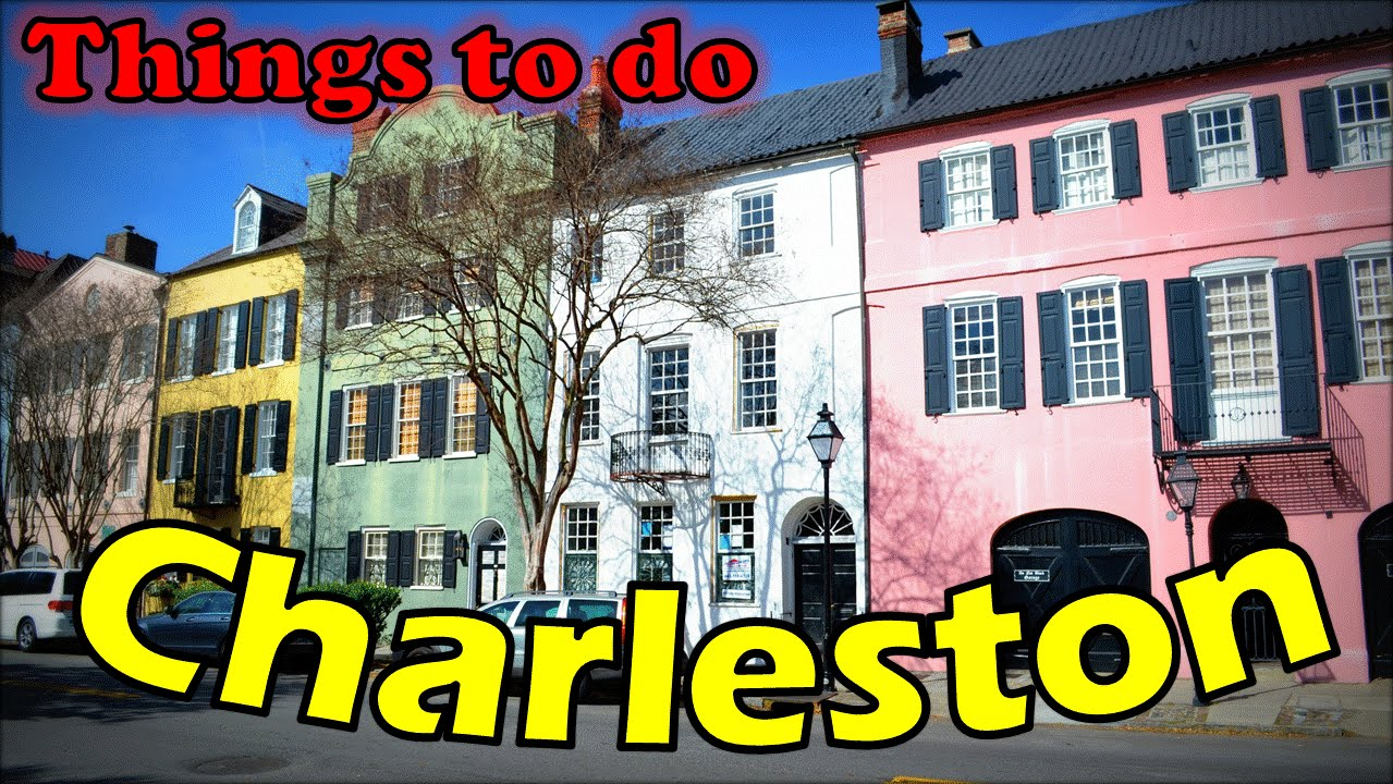 Visit charleston south carolina u s a things to do in for Where to go in charleston sc