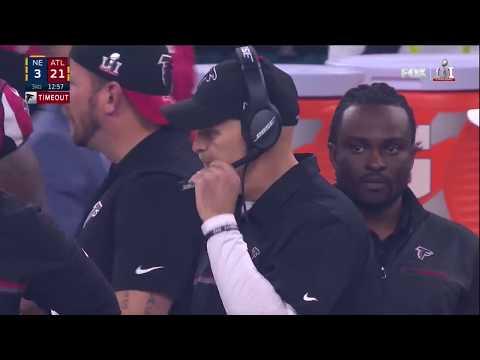 Superbowl 51 Second Half 2017