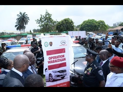 Edo State Government Launches New Security Architecture/Security Trust Fund