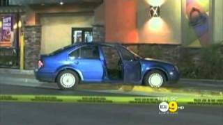 Murder Robbery At Rialto Taco Bell