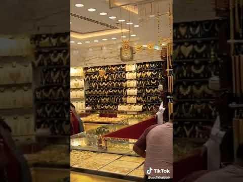 Duabi gold market Deira Dubai