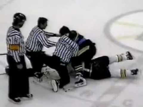 NHL 1992, Game 4 - Pittsburgh Penguins vs Boston Bruins