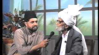 Interview With Hazat Mian Jan Muhammad - Companion of the Promised Messiah