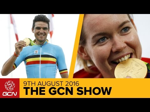The Olympic Road Races - Were They Too Dangerous? The GCN Show Ep. 187