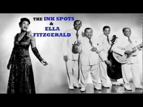 The Ink Spots & Ella Fitzgerald - I'm Beginning To See The Light