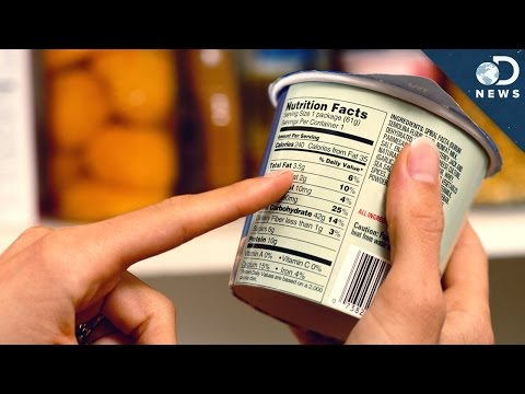 Can You Trust The Calorie Counts On Food Labels?