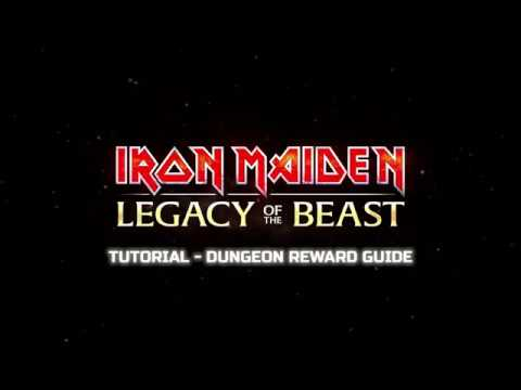 Iron Maiden: Legacy of the Beast - Tutorial: Dungeon Reward Guide