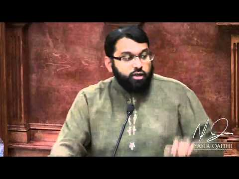 Seerah of Prophet Muhammed 2 - Specialities of Prophet Muhammed Part 2 - Yasir Qadhi | May 2011