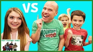 Do Parents Know YouTube Stars? #3 REACT: Do They Know It?