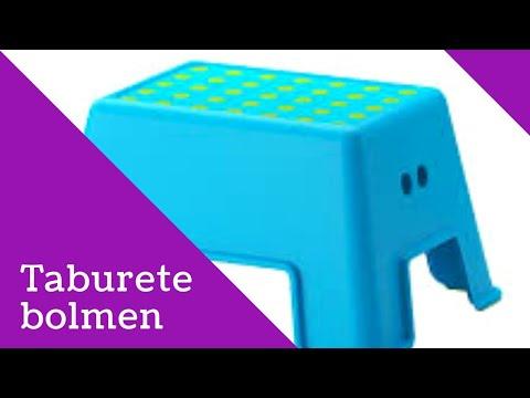 Taburete BOLMEN de IKEA | Utilidades