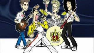 we will rock you & we are the champions-Queen