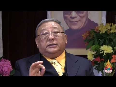Gelek Rimpoche Tibetan Buddhism 9 Becoming Comfortable in Your Own Skin