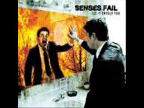 Senses Fail-NJ Falls Into The Atlantic + Lyrics