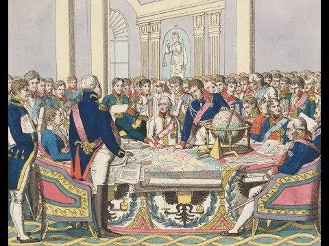 1815   Венский Конгресс -Или как делили Европу после победы над Наполеоном