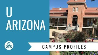 Campus Profile - University of Arizona