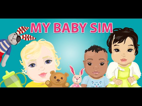 Childcare App - My Baby Sim - Free Android & IOs Game
